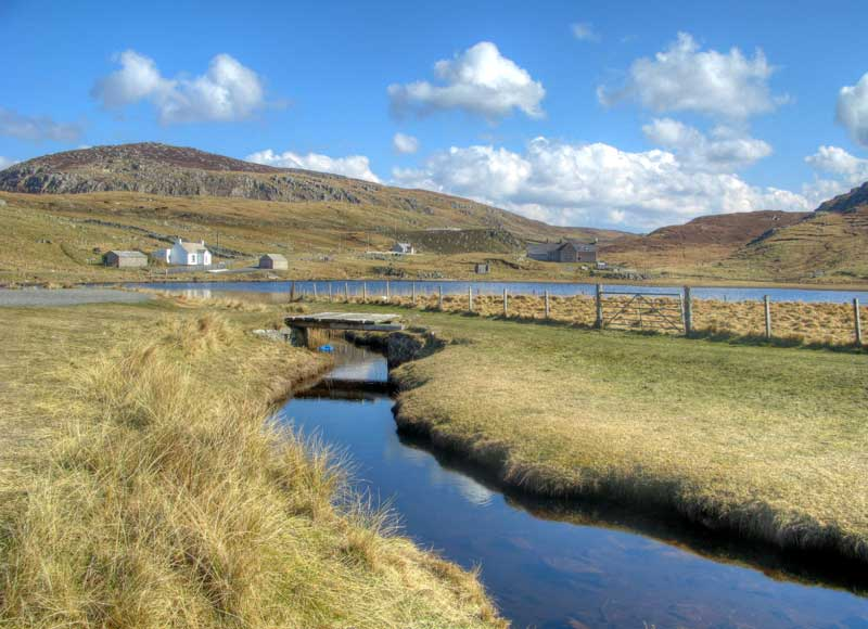 Dalbeg on the Isle of Lewis